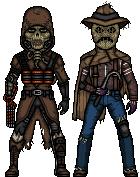 Scarecrow (DCCU) by LoganWaynee