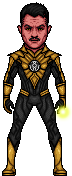 Sinestro (DCCU) by LoganWaynee