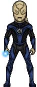 Blue Lantern [Saint Walker] (DCCU) by LoganWaynee