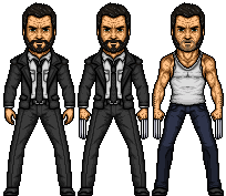 Logan (Marvel Earth-61619) by LoganWaynee