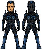 Blue Beetle II (DCCU) by LoganWaynee