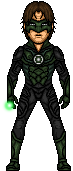 Green Lantern [Kyle Rayner] (DCCU) by LoganWaynee