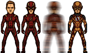 Reverse-Flash (DCCU) by LoganWaynee