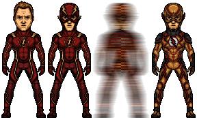 Reverse-Flash (DCCU) by LoganWaynee