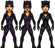 Catwoman (DCCU) by LoganWaynee