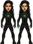 Green Lantern [Jessica Cruz] (DCCU)