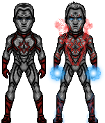Captain Atom (DCCU) by LoganWaynee