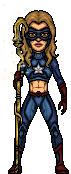 Stargirl (DCCU) by LoganWaynee