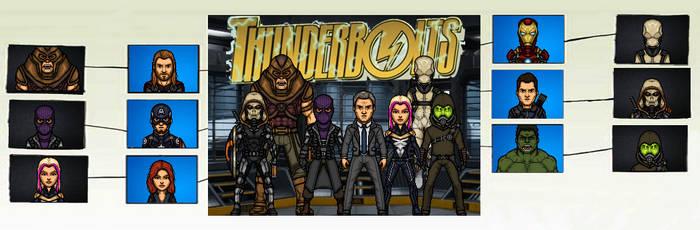 Thunderbolts (Marvel Earth-61619)