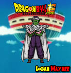 Piccolo by LoganWaynee