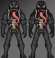 Venom (Marvel Earth-61619) by LoganWaynee
