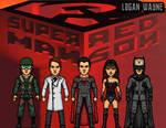 Superman: Red Son by LoganWaynee