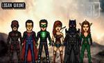 Justice League Team-B