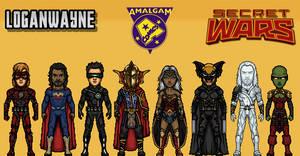Dr. Strangefate's League (Secret Wars)