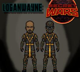 Ronin/Blade (Secret Wars) by LoganWaynee