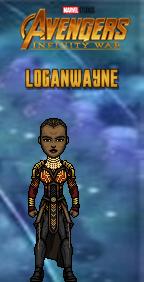 Okoye (Black Panther Movie and Infinity War) by LoganWaynee