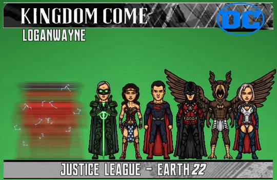 Justice League (Kingdom Come)