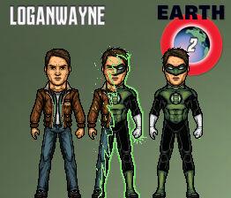 Green Lantern [Hal Jordan] (Earth 2)