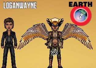 Hawkgirl (Earth 2)