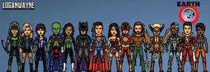 Justice League (Earth 2)