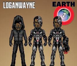 Cyborg (Earth 2)