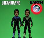Green Lantern [John Stewart] (Earth 2)