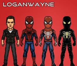 Spider-Man (Marvel's Spider-Man PS4) by LoganWaynee