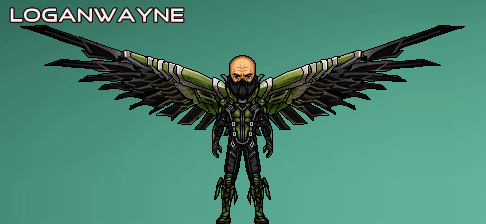 Vulture (Marvel's Spider-Man PS4) by LoganWaynee