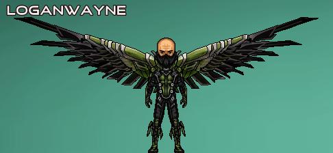 Vulture (Marvel's Spider-Man PS4) by LoganWaynee