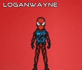 Scarlet Spider (Marvel's Spider-Man PS4) by LoganWaynee