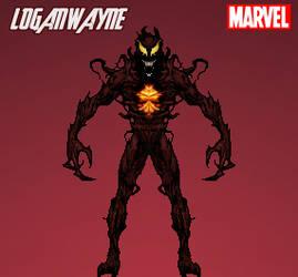 Carnage (Marvel: Ultimate Alliance 2) by LoganWaynee