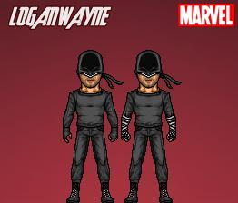 Daredevil (Marvel's Daredevil - Season 3) by LoganWaynee