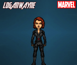 Black Widow (Marvel's The Avengers) by LoganWaynee