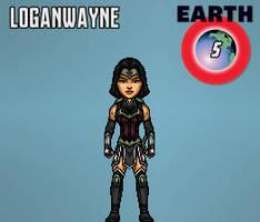 Wonder Woman (Young Justice Season 3) by LoganWaynee