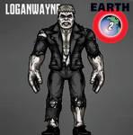 Solomon Grundy (Earth 2) by LoganWaynee