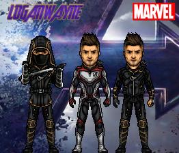 Ronin/Hawkeye (Avengers: Endgame) by LoganWaynee