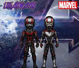 Ant-Man (Avengers: Endgame) by LoganWaynee