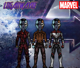 Nebula (Avengers: Endgame) by LoganWaynee