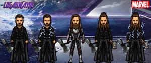 Thor (Avengers: Endgame) by LoganWaynee