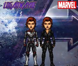 Black Widow (Avengers: Endgame) by LoganWaynee