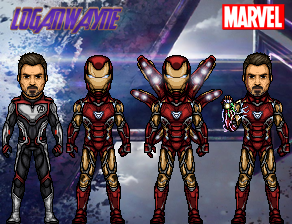 Iron Man (Avengers: Endgame) by LoganWaynee