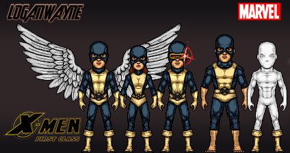 X-Men - First Class - 60's (Earth 616)