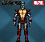 Colossus - Classic (Earth 616) by LoganWaynee