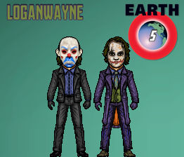 The Joker - Nolanverse (Earth 5)