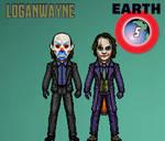 The Joker - Nolanverse (Earth 5) by LoganWaynee