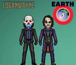 The Joker - Nolanverse (Earth 5)
