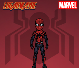 Spider-Man (Ben Reilly inspired SMH Concept Art) by LoganWaynee