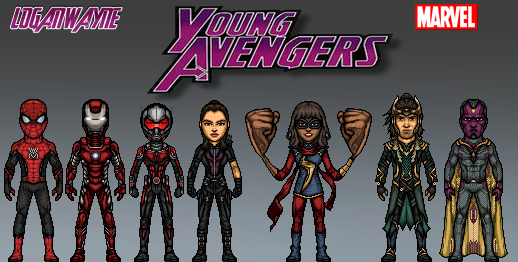 7. Next-Gen Avengers