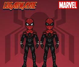 Superior Spider-Man (SMH Concept Art) by LoganWaynee