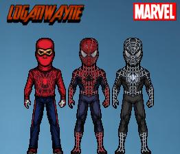 Spider-Man (Earth 96283 aka Raimiverse) by LoganWaynee